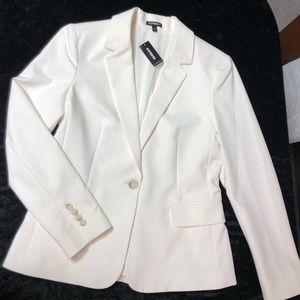 NWT Off white Express blazer sz 10, immaculate